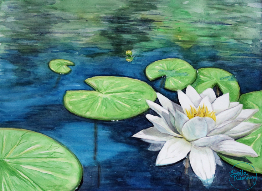 Day of the Waterlilies (2019)